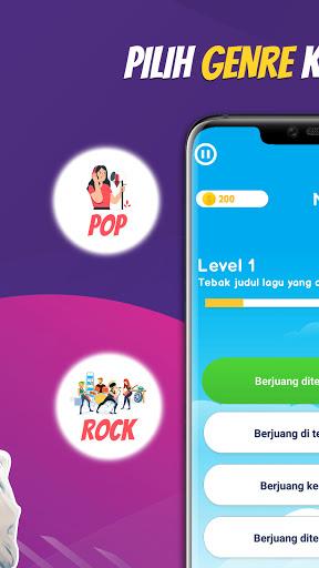 Tebak Lagu Indonesia 2021 Offline 3.3.1 screenshots 10