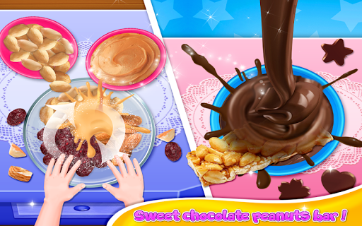 Choco  Snacks Party - Dessert Cooking Game  screenshots 2