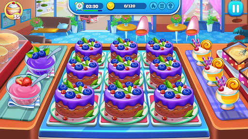 Cooking World: Diary Cooking Games for Girls City 2.1.3 Screenshots 18