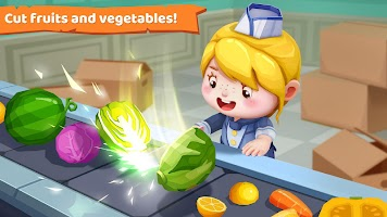 Super City: Chef World