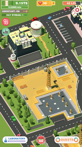 Idle Drink Factory Empire Tycoon - Manager Game Apkfinish screenshots 6