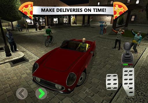 Pizza Delivery: Driving Simulator 1.6 screenshots 3