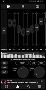 Poweramp Music Player MOD (Premium/Unlocked) 4
