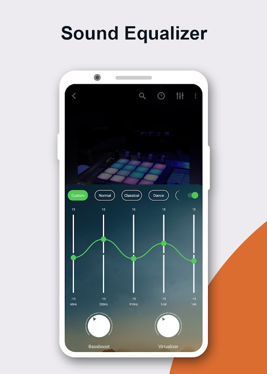 Music Player  poster 16