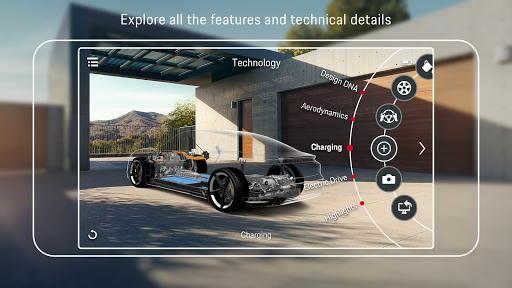 Porsche AR Visualiser 1.5.0 screenshots 5