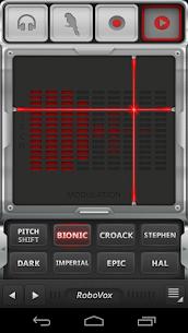 RoboVox Voice Changer Pro 1.8.8 Apk 1