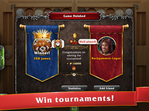 Backgammon Masters Free  screenshots 8