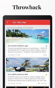 Diaro - Diary, Journal, Mood Tracker with Lock 3.91.0 Screenshots 22