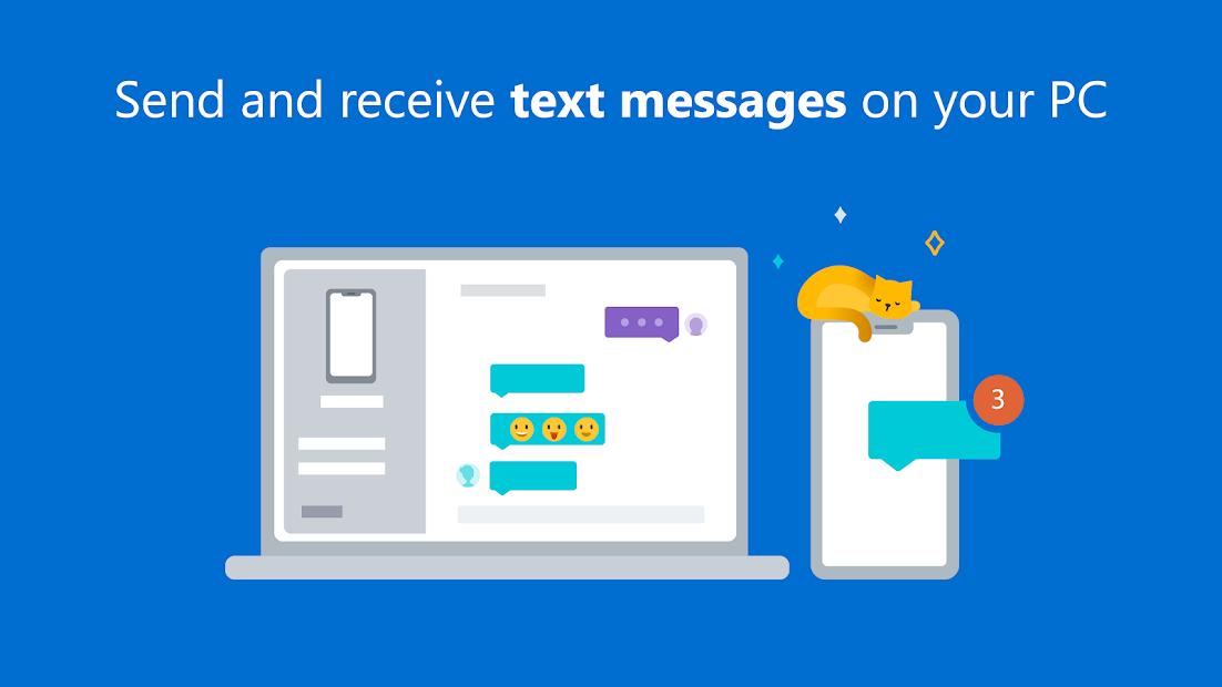 Your Phone Companion - Link to Windows screenshot 3