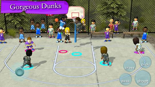 Free Street Basketball Association 3