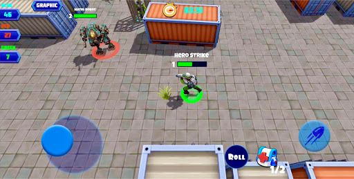 Heroes Strike PvP: MOBA and Battle Royale modavailable screenshots 7
