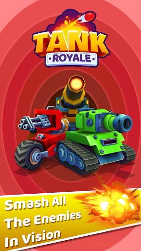 Tank Royale-Online IO howling Tank battle game screenshots 6