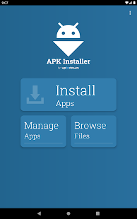 APK Installer by Uptodown Screenshot