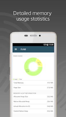 System Status Pro: Cell Activity & Battery Monitorのおすすめ画像2