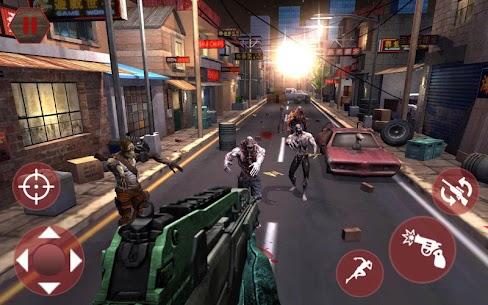 Zombies Frontier Dead Killer: TPS Zombie Shoot 3