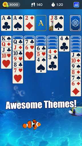 Solitaire - Classic Solitaire Card Games modavailable screenshots 19