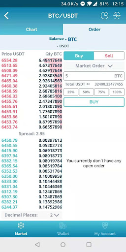 Coinut - Coin Ultimate Trading screenshots 3