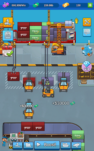 Transport It! - Idle Tycoon 1.40.1 screenshots 24
