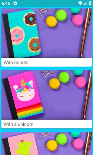 How to make notebook 2.6 Screenshots 1