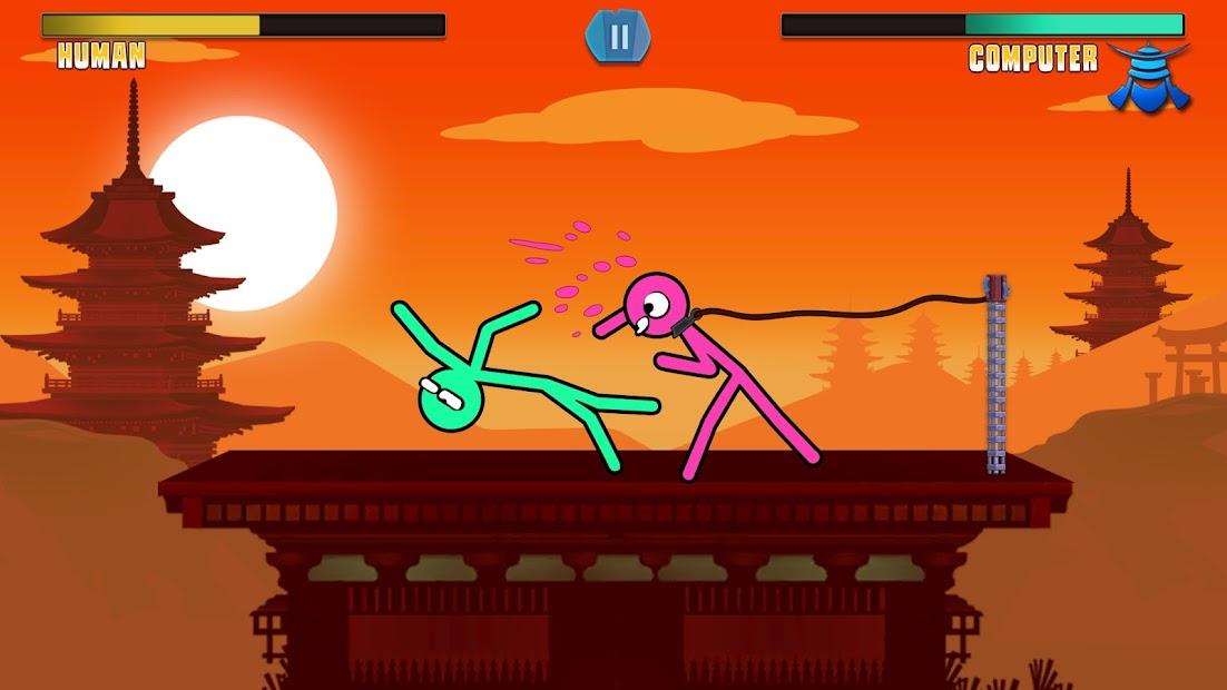Stickman Fight: Stickman Battle Warrior Game 2021