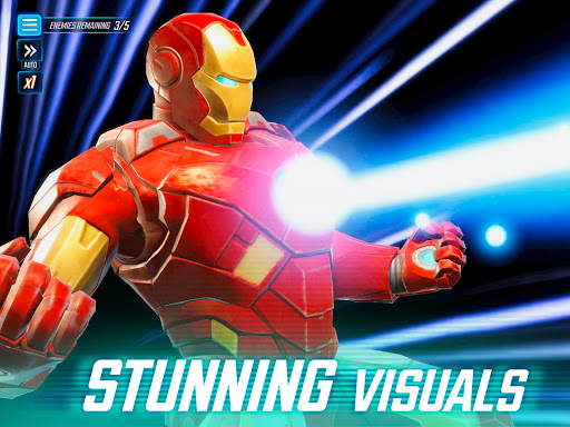MARVEL Strike Force - Squad RPG 5.2.1 screenshots 8
