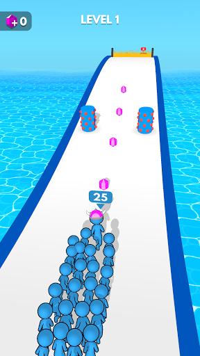 Crowd Battle 3D  screenshots 4