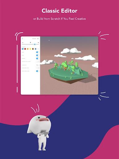 Assemblr - Make 3D, Images & Text, Show in AR! 3.394 Screenshots 19