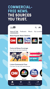 TuneIn Radio: News, Sports, Music & Radio Stations 3
