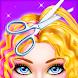 Hair Stylist Fashion Salon ❤ Rainbow Unicorn Hair - Androidアプリ