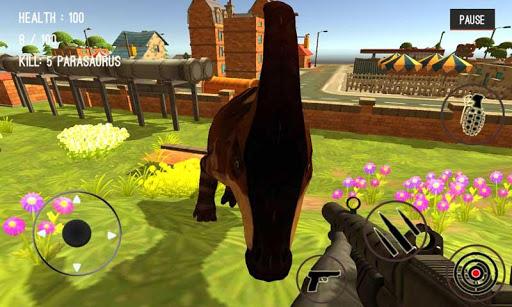Dinosaur Hunter Dino City 2017  screenshots 8