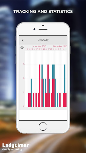 Ladytimer Ovulation & Period Calendar android2mod screenshots 8
