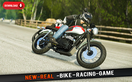 Mega Real Bike Racing Games - Free Games 3.4 screenshots 2
