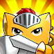 Meowar - PvP Cat Merge Defense TD - Androidアプリ