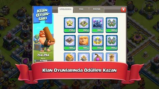 Clash of Clans MOD APK 5