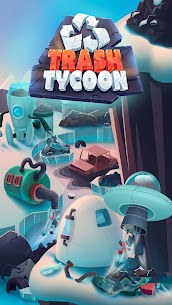 Trash Tycoon: idle clicker Mod Apk (Unlimited Gold) 8