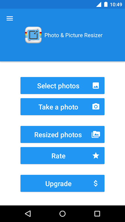 Photo & Picture Resizer: Resize, Reduce, Batch  poster 0