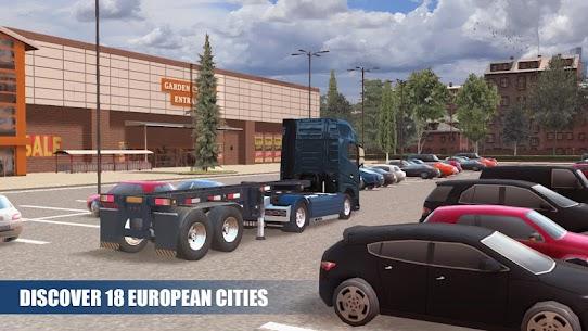 Truck Simulator PRO Europe (MOD APK, Paid/Money) v1.2 2
