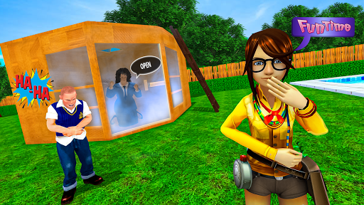 Scary Evil Teacher Games: Neighbor House Escape 3D modavailable screenshots 7