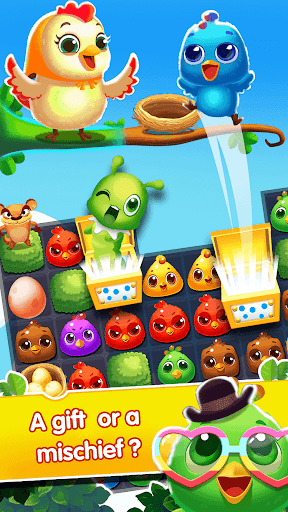 Chicken Splash 2 - Collect Eggs & Feed Babies apktram screenshots 5