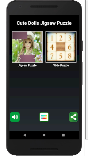 Cute Dolls Jigsaw And Slide Puzzle Game 1.47.2 Screenshots 23
