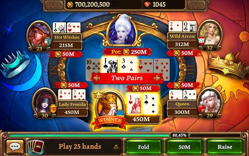 Play Free Online Poker Game - Scatter HoldEm Poker screenshots 10