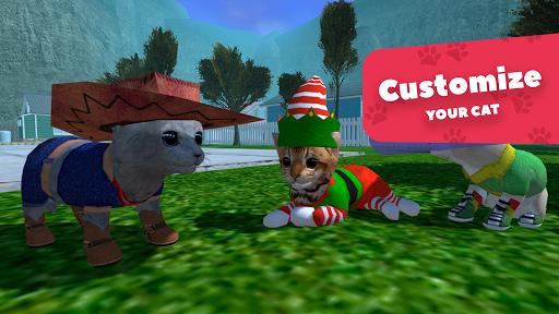 Cat Simulator - Animal Life  screenshots 3