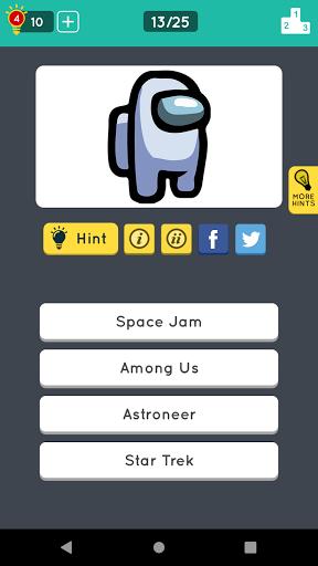 Guess the Logo: Multiple Choice Quiz 2.4.9 Screenshots 9