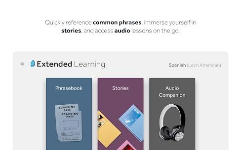 Rosetta Stone Learn v7.3.0 Mod APK 5