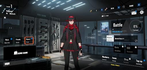 Punishing: Gray Raven  screenshots 23