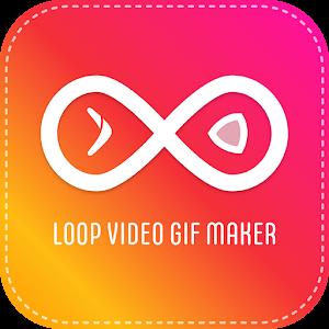 Video BoomerangBoomerang loop Video Gif Maker 1.2 by Editing studio logo