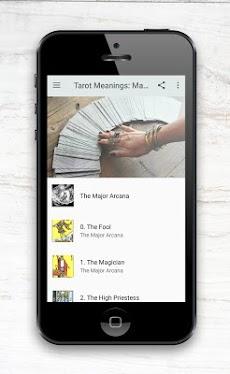 Tarot Meanings: Major Arcanaのおすすめ画像1
