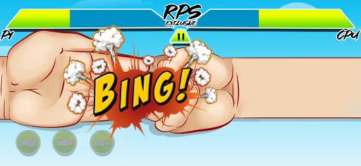 Rock Paper Scissors  - RPS Exclusive 2 Player Game  screenshots 8