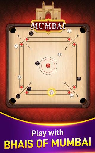 Carrom Board Game Online   Play Carrom Stars in 3D  screenshots 5