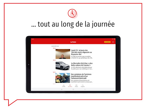 Le Point : journal, actualitu00e9s et infos en continu android2mod screenshots 19
